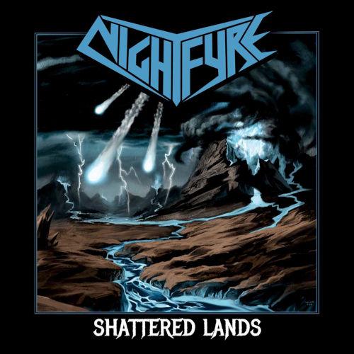 Cover - Nightfyre – Shattered Lands (EP)