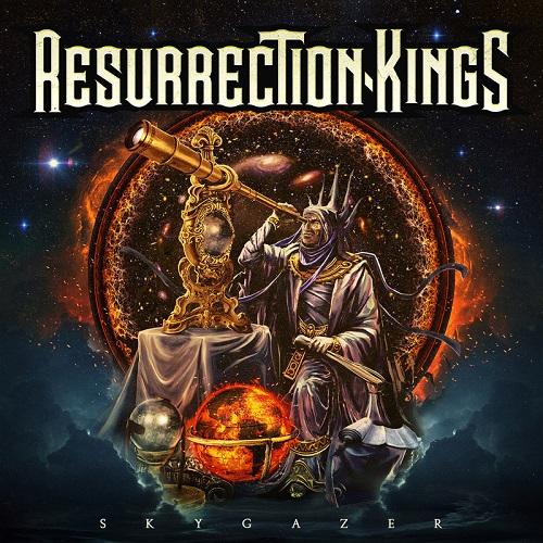 """Das Cover von """"Skygazer"""" von Resurrection Kings"""
