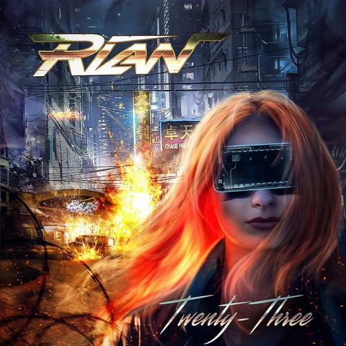 """Das Cover von """"Twenty-Three"""" von Rian"""
