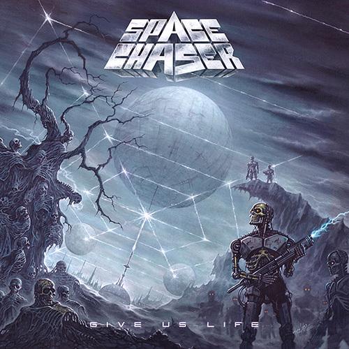 """Das Cover von """"Give Us Life"""" von Space Chaser"""