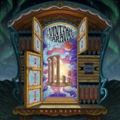 The Vintage Caravan - Monuments - CD-Cover
