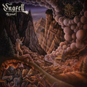 Ungfell - Es grauet - CD-Cover
