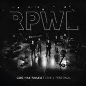 RPWL - God Has Failed | Live & Personal - CD-Cover