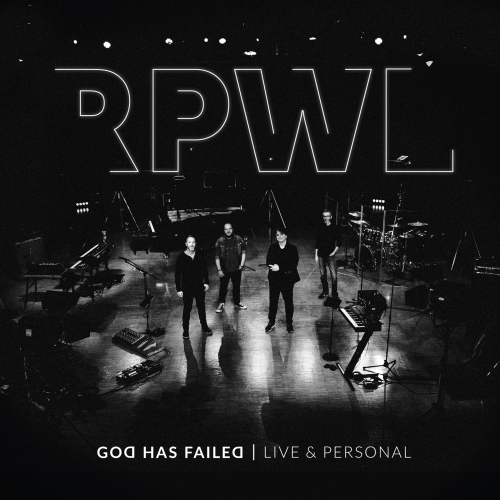 Cover - RPWL – God Has Failed | Live & Personal