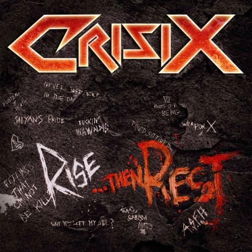 Cover - Crisix – Rise … Then Rest