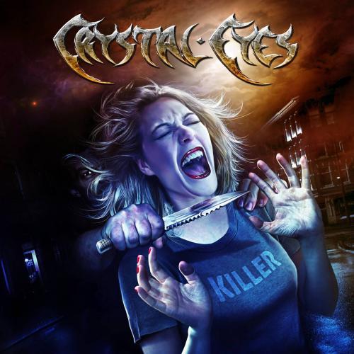 Cover - Crystal Eyes – Killer