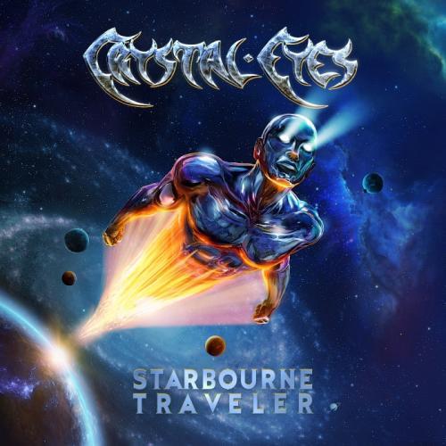 """Das Cover von """"Starbourne Traveller"""" von Crystal Eyes"""