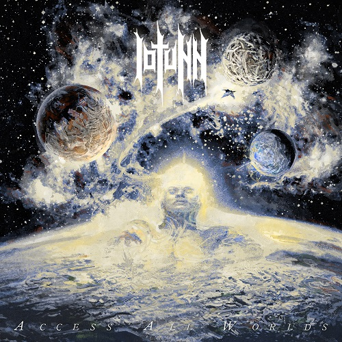 Cover - Iotunn – Access All Worlds