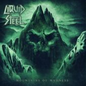 Liquid Steel - Mountains Of Madness - CD-Cover