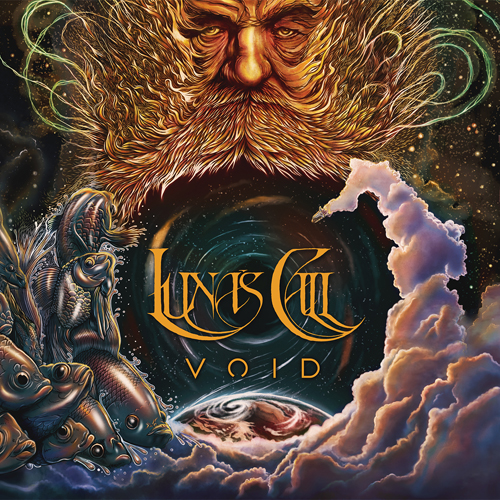 Cover - Luna's Call – Void
