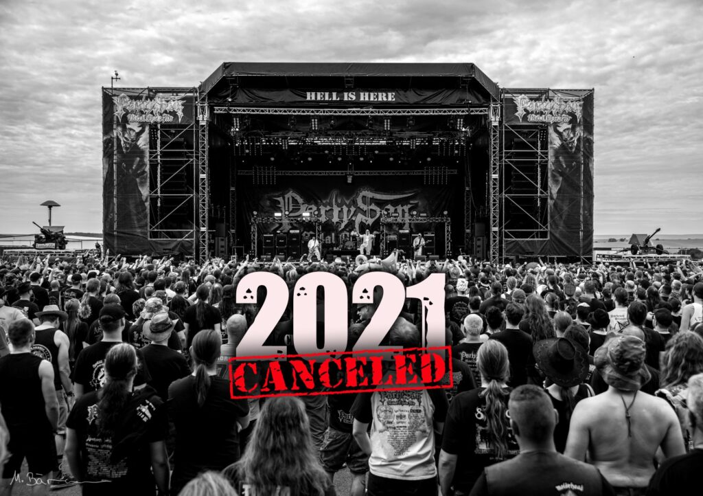 Party San Open Air Canceled 2021