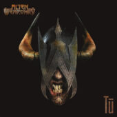 Alien Weaponry - Tū - CD-Cover