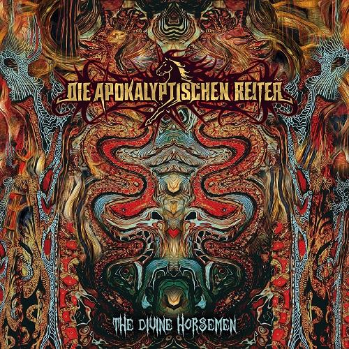 Cover - Die Apokalyptischen Reiter – The Divine Horsemen
