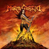 Marta Gabriel - Metal Queens - CD-Cover