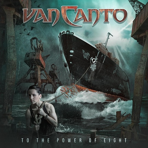 Cover - Van Canto – To The Power Of Eight