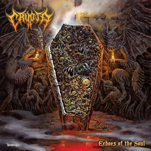 Cover - Crypta – Echoes Of The Soul