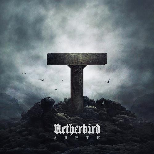 Cover - Netherbird – Arete