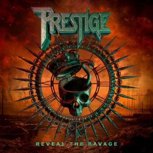 """Das Cover von """"Reveal The Ravage"""" von Prestige"""