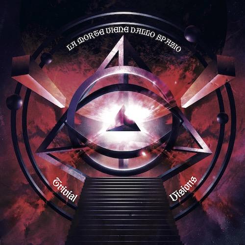 Cover - La Morte Viene Dallo Spazio – Trivial Visions