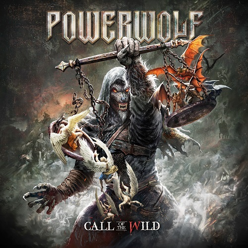 Cover - Powerwolf – Call Of The Wild