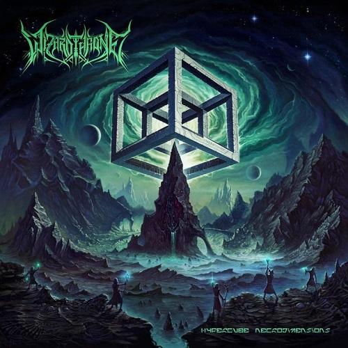 Cover - Wizardthrone – Hypercube Necrodimensions