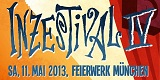 Cover der Band Inzestival