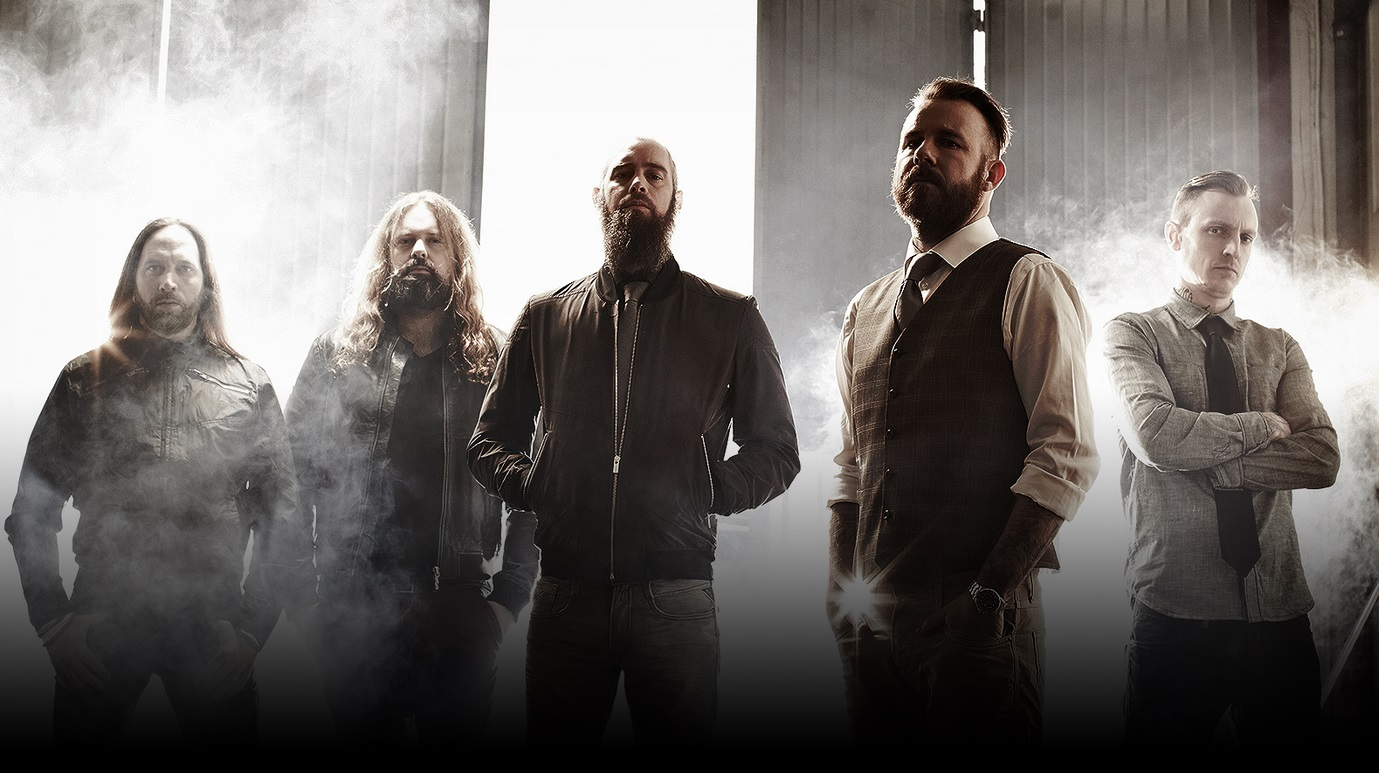 In Flames 2014 - 01