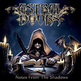 Astral Doors - Notes From The Shadwos