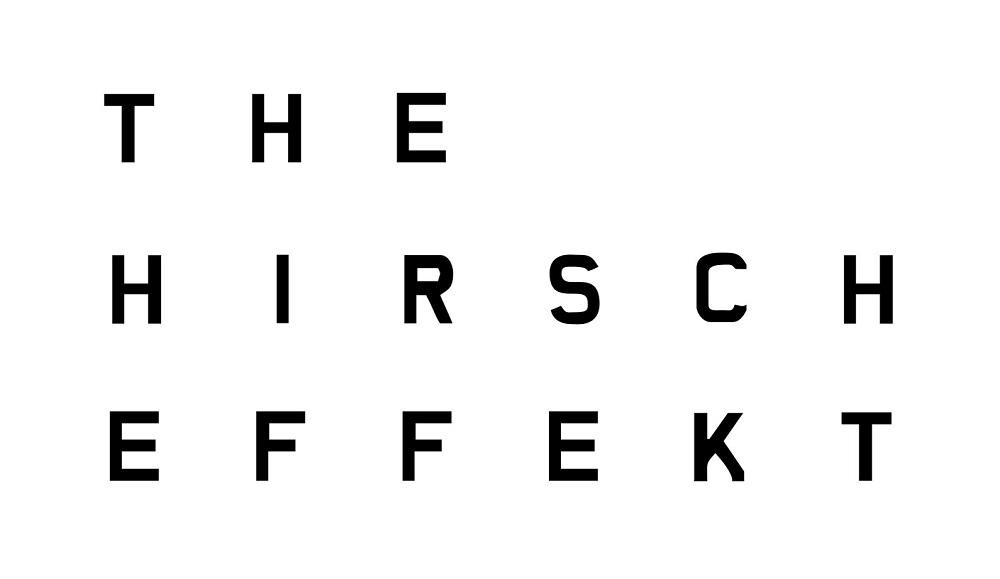 The Hirsch Effekt - Header