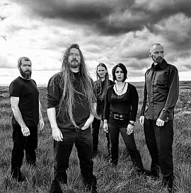 My Dying Bride - Interview 2015 II
