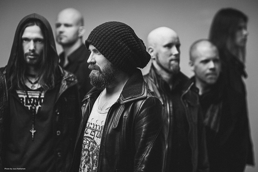 Swallow The Sun - Interview 2015 I