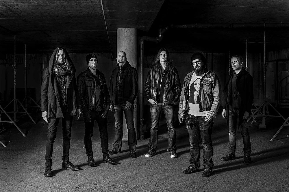 Swallow The Sun - Interview 2015 II