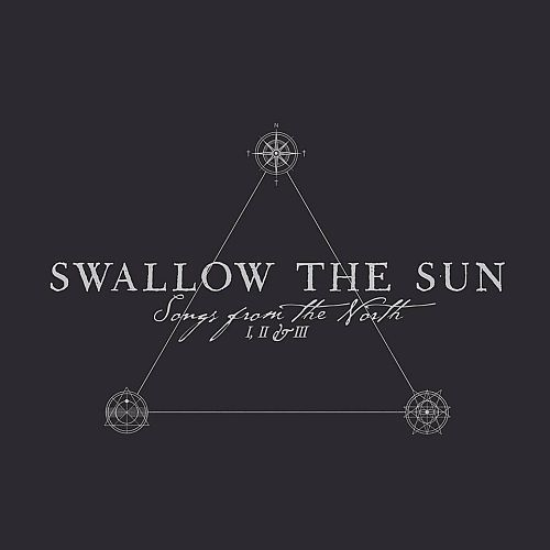 Swallow The Sun - Songs From The North Cover