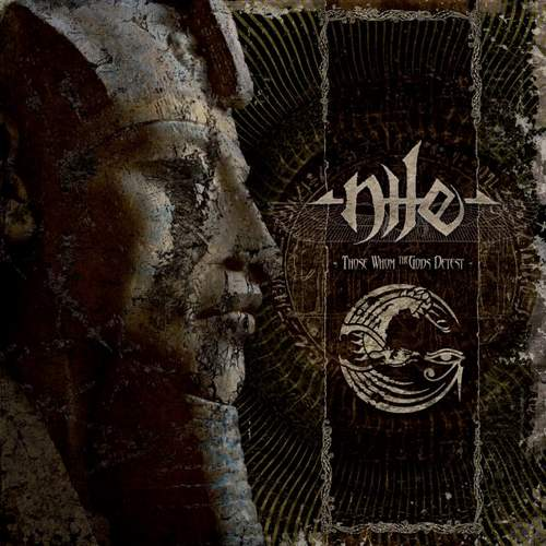 Nile - Those Whom The Gods Detest - Cover