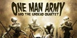 Cover der Band One Man Army & The Undead Quartet