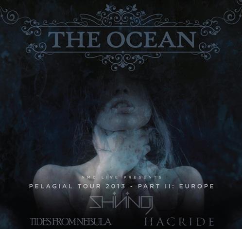 The Ocean Header