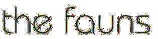 the fauns logo