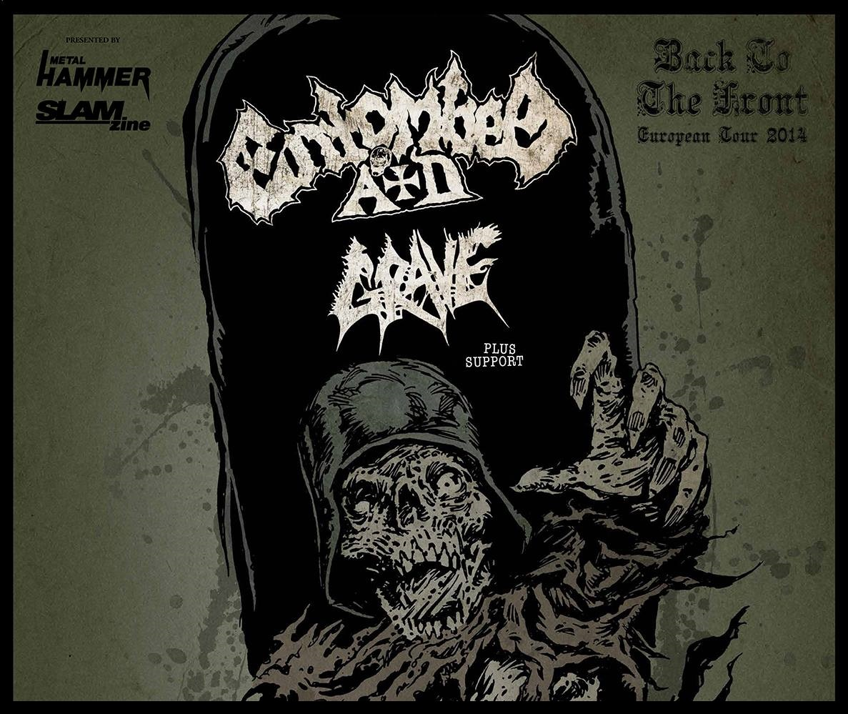 Grave Entombed