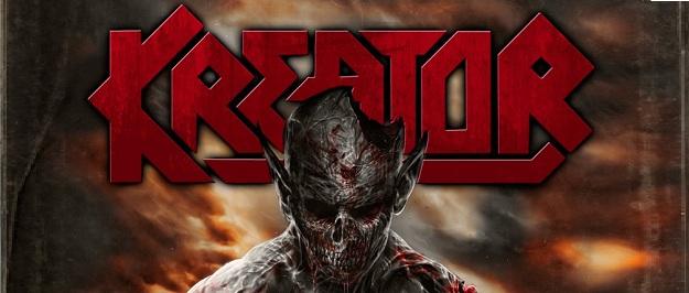 Kreator w/ Arch Enemy, Sodom & Vader