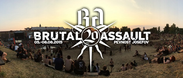 Brutal Assault Open Air 2015