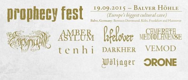 Prophecy Fest 2015