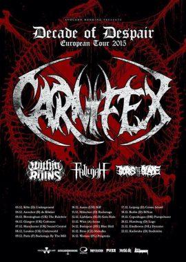 Carnifex-Tour-Bild