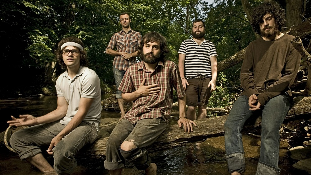 mewithoutYou for Tooth & Nail Records shot near Newtown Square, PA