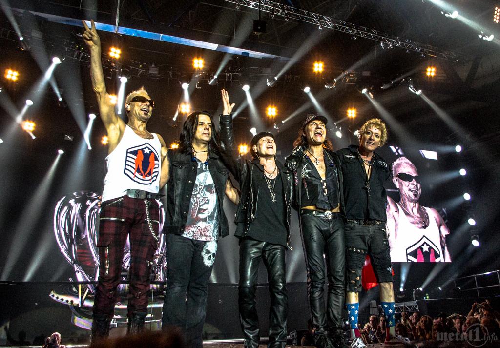 Scorpions live 2016-5