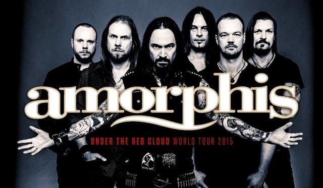 Amorphis Tour 1