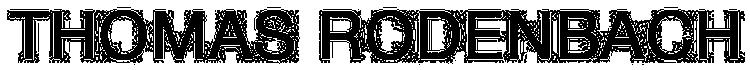 Thomas Rodenbach Logo