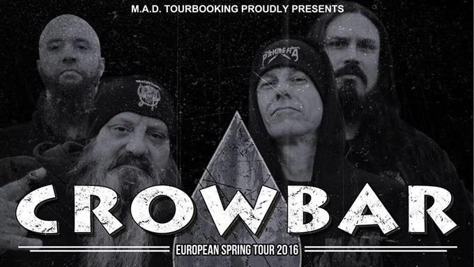 crowbar trouble tour