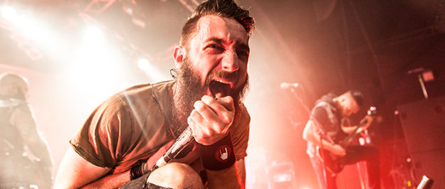 Caliban w/ Bury Tomorrow