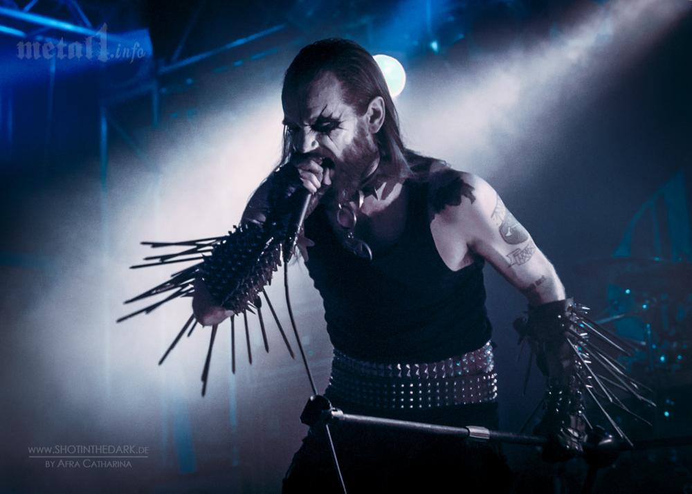 Cover - Gorgoroth w/ Kampfar, Gehenna & Supports