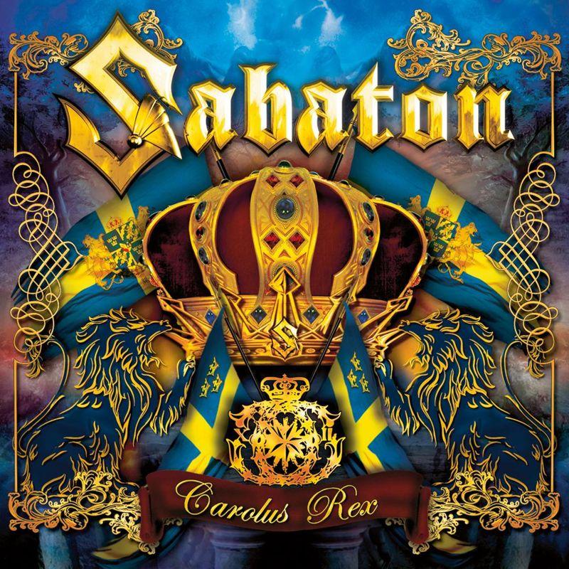 SABATON-CAROLUS-REX
